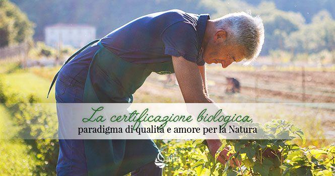 certificazione biologica